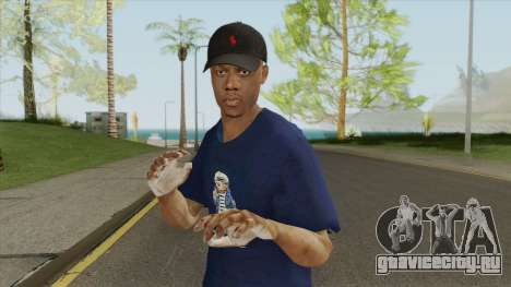 David West для GTA San Andreas