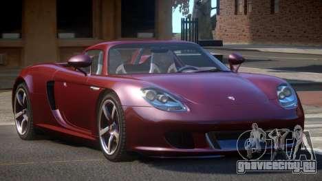 Porsche Carrera GT V2.2 для GTA 4