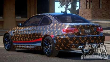 BMW M3 E92 LR PJ1 для GTA 4