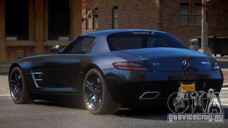 Mercedes Benz SLS AMG IS для GTA 4