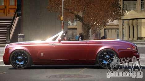 Rolls Royce Phantom LT для GTA 4