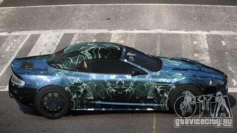 Aston Martin DBS RT PJ3 для GTA 4