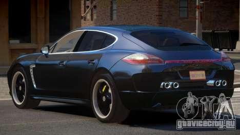 Porsche Panamera ML для GTA 4