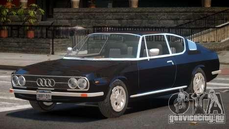 Audi 100 SR для GTA 4