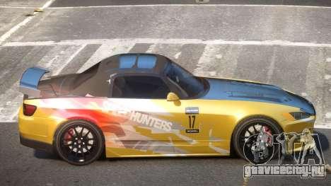 Honda S2000 GEN PJ4 для GTA 4