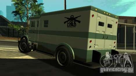 Частокол SA стиле для GTA San Andreas