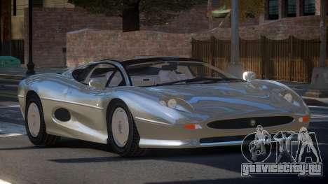 Jaguar XJ RS для GTA 4