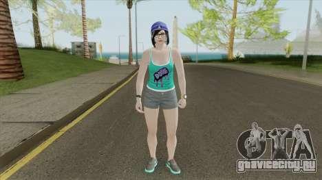 Random Female V17 (GTA Online) для GTA San Andreas
