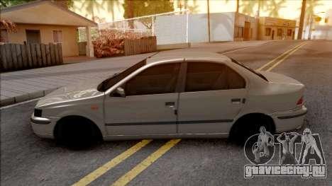 Ikco Samand Kafkhab для GTA San Andreas