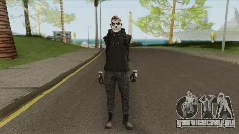 Random Skin V1 (GTA Online) для GTA San Andreas