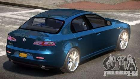 Alfa Romeo 159 SL для GTA 4