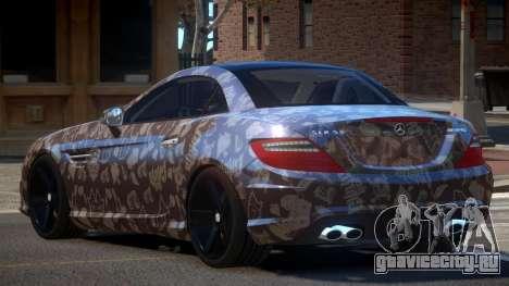 Mercedes Benz SLK Qz PJ3 для GTA 4