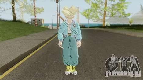 Trunks (Future) V2 для GTA San Andreas