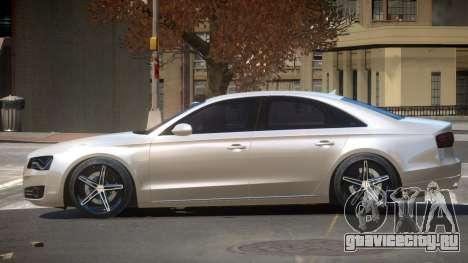 Audi A8 G-Style для GTA 4