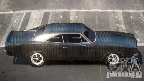 1966 Dodge Charger SR PJ6 для GTA 4