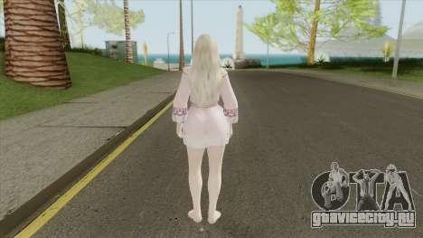 Helena Douglas (Velvet Time) для GTA San Andreas