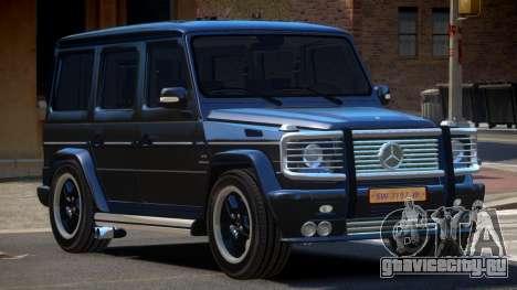 Mercedes Benz G55 A-Style для GTA 4