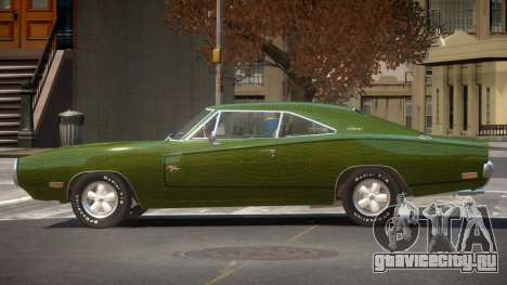 Dodge Charger 440 PJ6 для GTA 4
