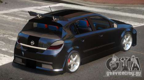 Opel Astra R-Tuning для GTA 4