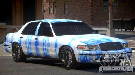 Ford Crown Victoria R-Tuned PJ1 для GTA 4