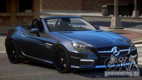 Mercedes Benz SLK DDS для GTA 4