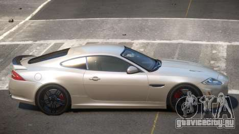 Jaguar XKR-S V1.1 для GTA 4
