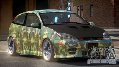 Ford Focus SVT R-Tuning PJ6 для GTA 4