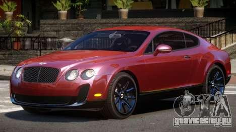 Bentley Continental RT для GTA 4