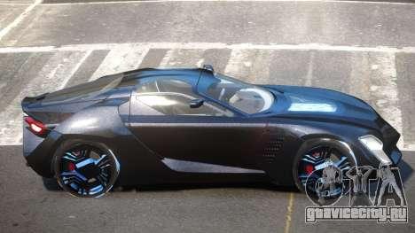 Bertone Mantide ST для GTA 4