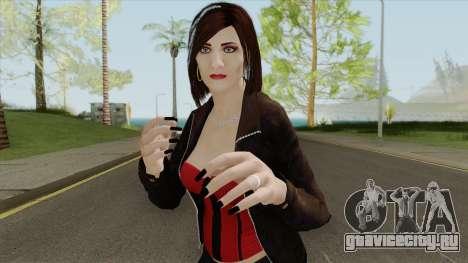 Amanda Townley V1 (Hooker) GTA V для GTA San Andreas