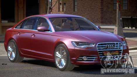 Audi A6L V1.2 для GTA 4