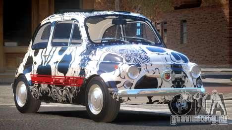 1973 Fiat Abarth PJ3 для GTA 4