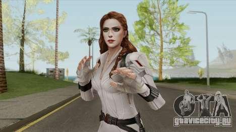 Black Widow (Snow Suit) для GTA San Andreas