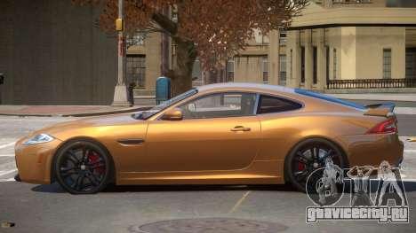 Jaguar XKR-S V1.2 для GTA 4