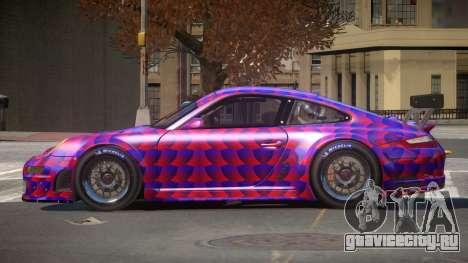 Porsche GT3 R-Style PJ6 для GTA 4