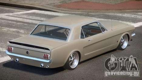 1963 Ford Mustang SR для GTA 4