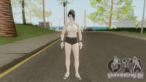 Hot Momiji (Sport Edition) для GTA San Andreas