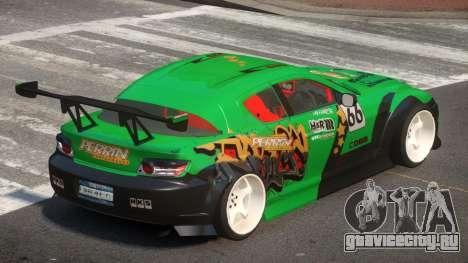 Mazda RX8 S-Tuned PJ6 для GTA 4