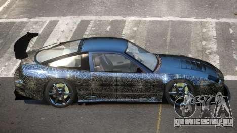 Nissan 240SX D-Style PJ4 для GTA 4