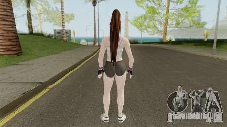 Hot Mai Shiranui (Sport Edition) для GTA San Andreas