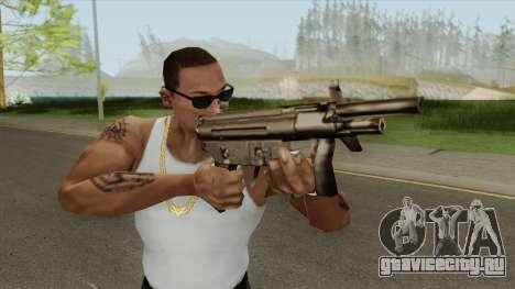 MP5K (GTA LCS) для GTA San Andreas