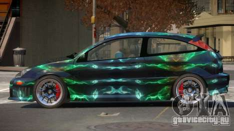 Ford Focus SVT R-Tuning PJ5 для GTA 4