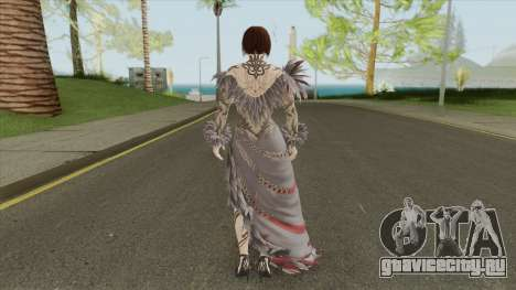 Anna Williams V2 (Tekken) для GTA San Andreas