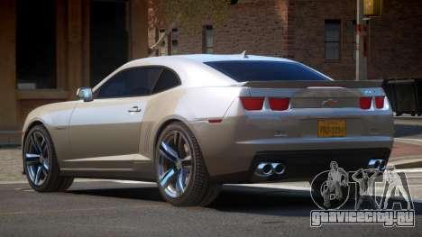 Chevrolet Camaro STI для GTA 4
