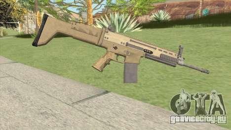 SCAR-L (Army) для GTA San Andreas