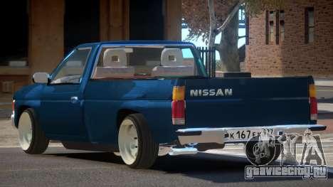 Nissan Datsun D21 для GTA 4