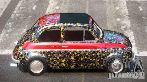 1973 Fiat Abarth PJ4 для GTA 4