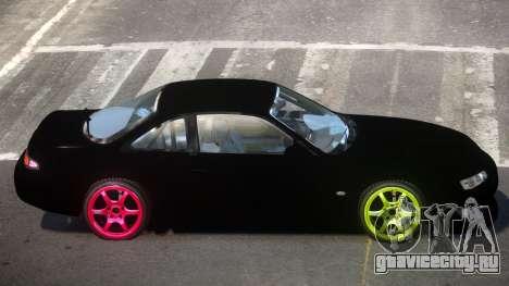 Nissan Silvia S14 D-Style для GTA 4