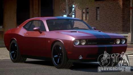 Dodge Challenger 392 для GTA 4