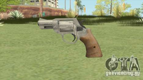 .38 Revolver (Mafia 2) для GTA San Andreas